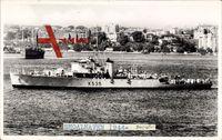 Australisches Kriegsschiff, HMAS Shoalhaven, K 535, 1944