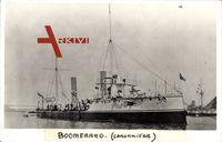 Australisches Kriegsschiff, HMAS Boomerang, Canonnière