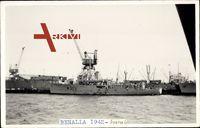 Australisches Kriegsschiff, HMAS Benalla, M 323, 1942