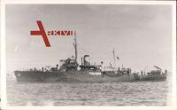 Australisches Kriegsschiff, HMAS Tamworth, J 181, 1943