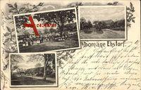 Domäne Ebstorf, Ansichten des Ortes, Weg, Menschen, Fest