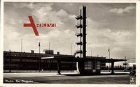 Berlin Tempelhof, Blick auf den Flughafen Tempelhof