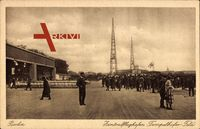 Berlin Tempelhof, Besucher auf dem Zentralflughafen Tempelhofer Feld