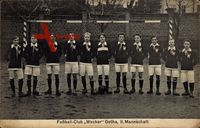 Gotha, Fußballclub Wacker Gotha, 2. Mannschaft
