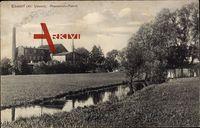 Ebstorf Kreis Uelzen, Partie an der Praeserven Fabrik, Fluss