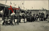 Gustav Hagenbeck's größte indische Völkerschau der Welt, Elefant