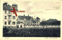 Uelzen Lüneburger Heide, Blick auf das Königliche Lehrer Seminar