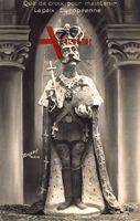 Peter I. Karadjordjevic von Jugoslawien, Kroatien, Serbien, Slowenien