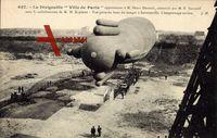 Le Dirigéable Ville de Paris, Französischer Zeppelin