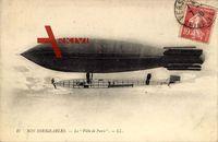 Zeppelin, Nos dirigeables, le Ville de Paris, LL