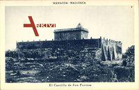 Mallorca Balearische Inseln, El Castillo de Son Forteza