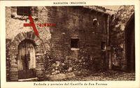 Manacor Mallorca Balearische Inseln, portales del Castillo de Son Forteza