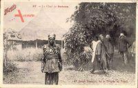 Baboua Demokratische Republik Kongo, Le Chef de Baboua, Dorfbewohner