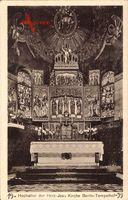 Berlin Tempelhof, Hochaltar der Herz Jesu Kirche