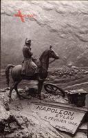 Napoleon Bonaparte, Eylau, 8 Fevrier 1807, Schlachtfeld