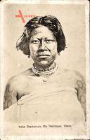 India Chamacoco, Rio Nabiléque, Chaco, Indianer, Gesichtsbemalung