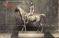 Reiterstandbild Napoleon, Bronze de Pinedo, Musee de l'Armee, Salle Turenne