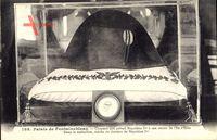 Chapeau que portait Napoleon 1er a son retour de l'Ile d'Elbe