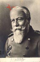 Großherzog Friedrich von Baden, Portrait in Uniform