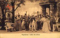 Napoleone I nella vita intima, Privatleben, Bonaparte