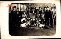 Eppelheim, Gruppenfoto vom Fußballclub Germania Eppelheim