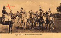 Napoleone I ad Austerlitz, 2 dicembre 1805, Napoleon Bonaparte