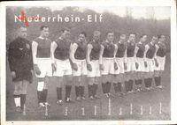 Niederrhein Elf, Fußballmannschaft, Jürissen, Dziarstek, Scholz