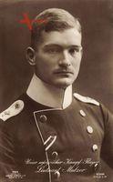 Leutnant Max von Mulzer, Deutscher Kampfflieger, Sanke 7727