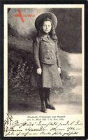 Passepartout Prinzessin Elisabeth von Hessen, 1806 1903