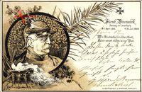 Passepartout Fürst Otto von Bismarck, Sterbedatum 30 Juli 1898