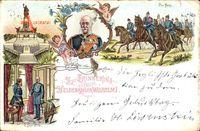Berlin Mitte, Kaiser Wilhelm I., 2, September 1870, Vor Paris