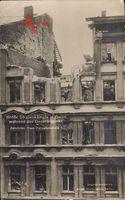 Berlin Friedrichshain, Märzkämpfe 1919, Generalstreik, Haus Palisadenstraße