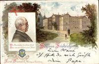 Schloss Friedrichsruh, Fürst Otto von Bismarck, Zitat
