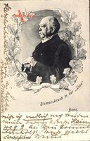 Fürst Otto von Bismarck, Bismarcktisch in der Lese, Bonn