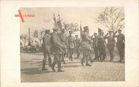 Aschersleben, Frontsoldatenzug Mai 1925, Standarten