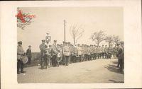 Aschersleben, Frontsoldatenzug Mai 1925, Musikkapelle