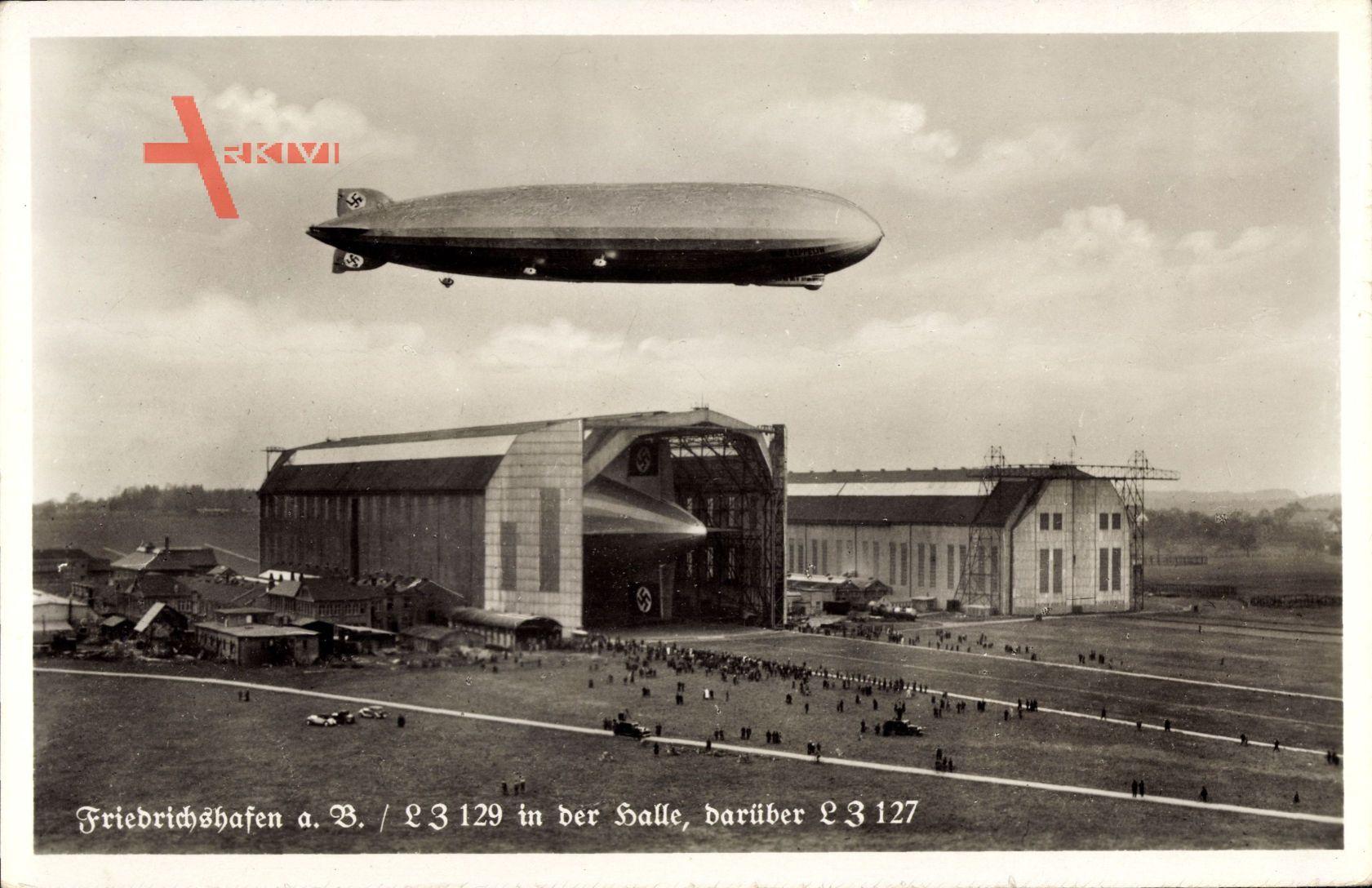Hangar Friedrichshafen