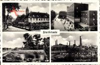 Sterkrade Oberhausen am Rhein, Altes Kloster, Gute Hoffnungshütte, Hochhaus