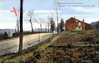 Donchery Ardennes, Historische Straße, Treffen v. Bismarck u. Napoleon