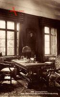 Der Schreibtisch des Reichspräsidenten Paul von Hindenburg