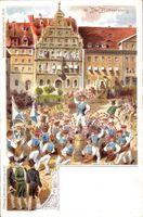 Der Büttnerstanz, Bayern in Trachten, Festlichkeiten