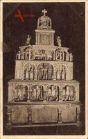 Kunstuhr, Goslar, Marktkirchhof 4, Weltausstellung Chicago 1893