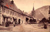 Corps Dauphiné Isère, Hôtel de la Poste sur la Route Napoléon