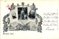 Fürst Otto von Bismarck, Auch ich bin ein deutscher Bauer
