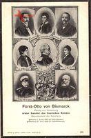 Fürst Otto von Bismarck, Erster Kanzler des Deutschen Reiches