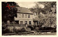 Bad Frankenhausen im Kyffhäuserkreis, Gaststätte Barbarossagarten
