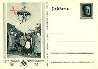 Erntedankfest, Reichsbauerntag 1937, III. Reich