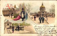 Paris, Les Invalides, Napoleon Bonaparte, I. Consul
