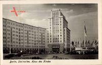 Berlin Friedrichshain, Haus des Kindes in der Stalinallee