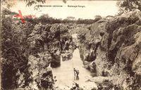 Katanga Demokratische Republik Kongo Zaire, Affleurements calcaires